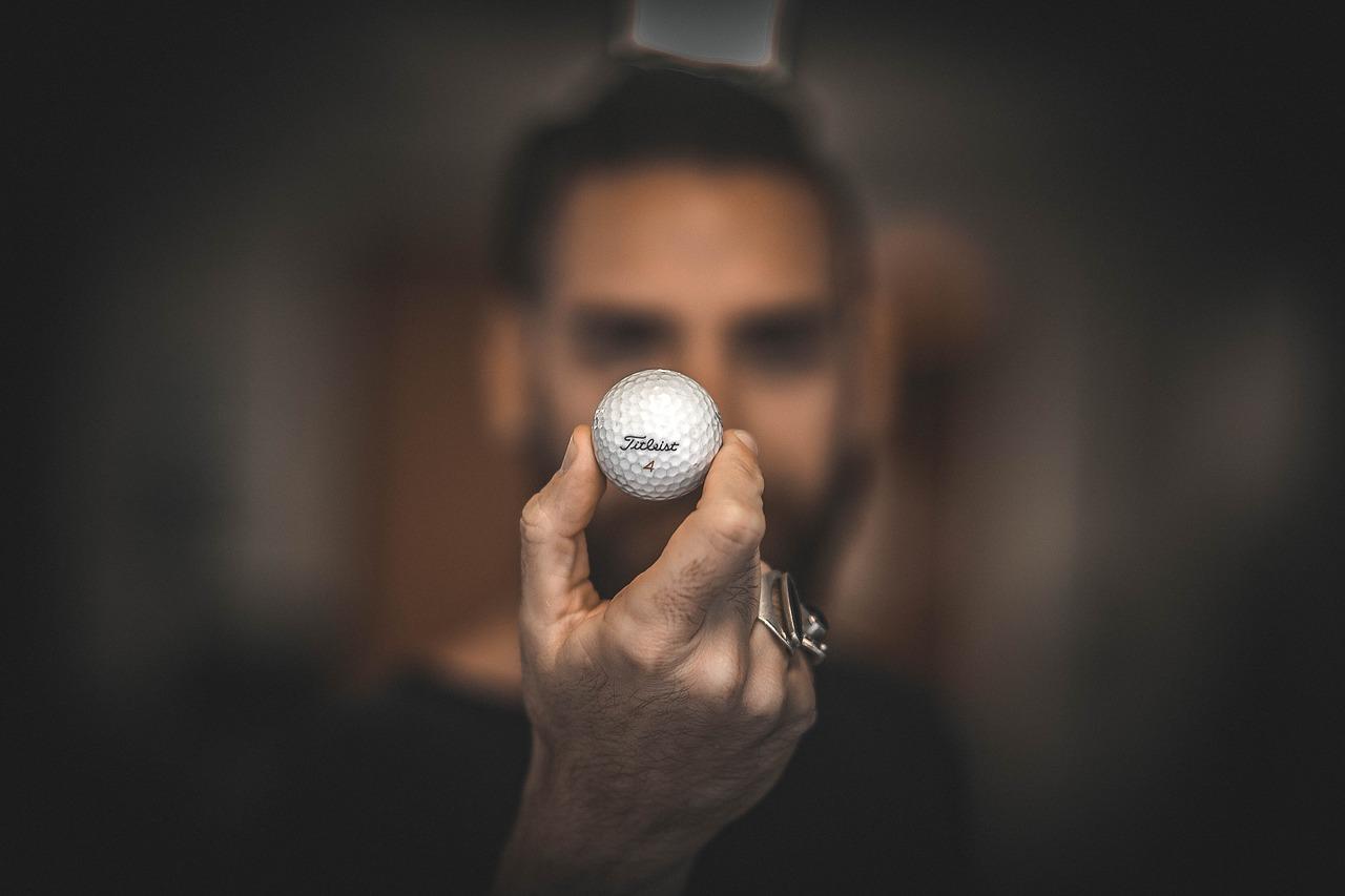 piłeczka golfowa